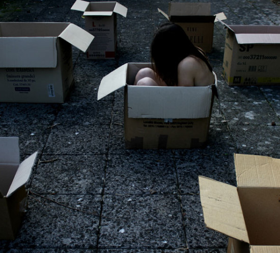 alone © Carlotta Roma