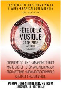 Problème de Luxe @ Fête de la Musique
